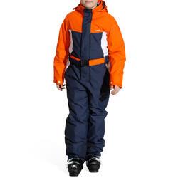 Jongens skipak Slide 300 blauw/rood - 987540