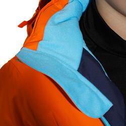 Jongens skipak Slide 300 blauw/rood - 987674