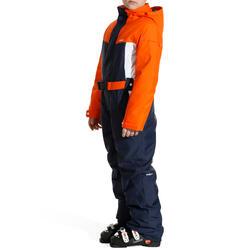 Jongens skipak Slide 300 blauw/rood - 987695