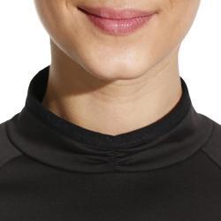 Thermisch skiondershirt voor dames Freshwarm zwart