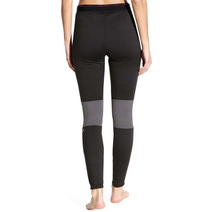 Sous-vêtement bas de ski femme Freshwarm Noir