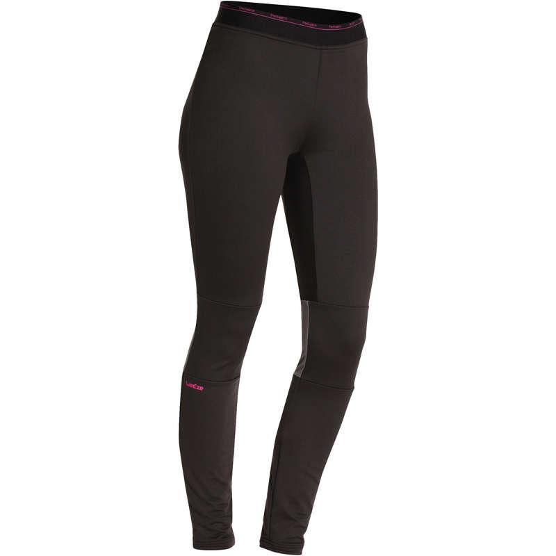 WOMEN SKI BASELAYER & PULL - Freshwarm Women's Trousers WEDZE
