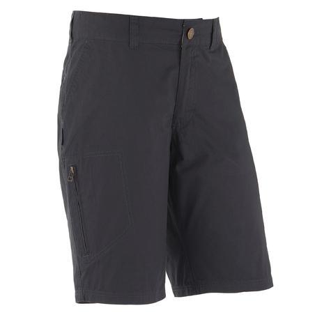 Men's Arpenaz 100 Hiking Shorts Grey