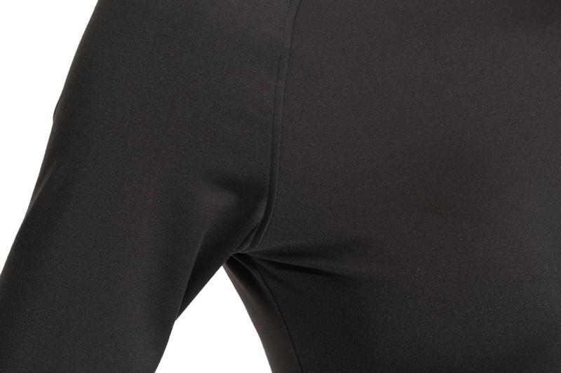 Women's base layer ski top FreshWarm - Black