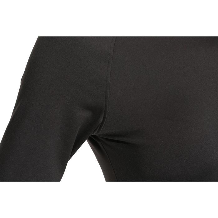 Thermoshirt voor dames wintersport - Wed'ze Freshwarm zwart