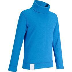 2Warm New 兒童滑雪運動底層衣 - 藍色