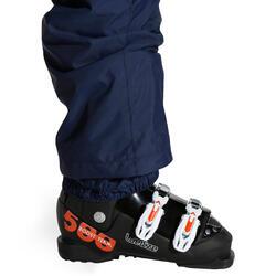 Jongens skipak Slide 300 blauw/rood - 988371