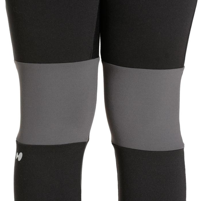Pantalon Térmico Interior Nieve y Esquí Wed'ze Freshwarm Niño Negro
