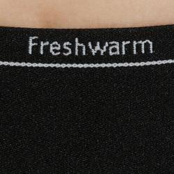 Freshwarm Children's Ski Base-Layer Bottoms - Black
