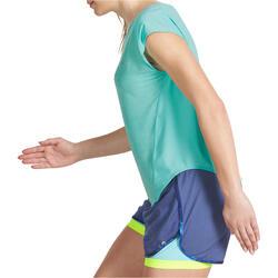Wijd fitness T-shirt Energy voor dames - 988426