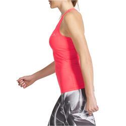 Fitnesstop My Top voor dames, voor cardiotraining - 988439