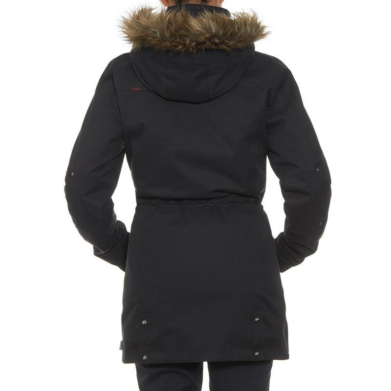Women's 3-in-1 Jacket Travel 700 - Black