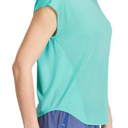 Wijd fitness T-shirt Energy voor dames - 988469