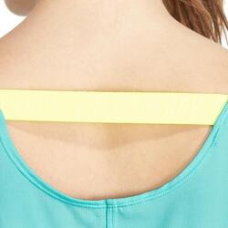 Wijd fitness T-shirt Energy voor dames - 988509