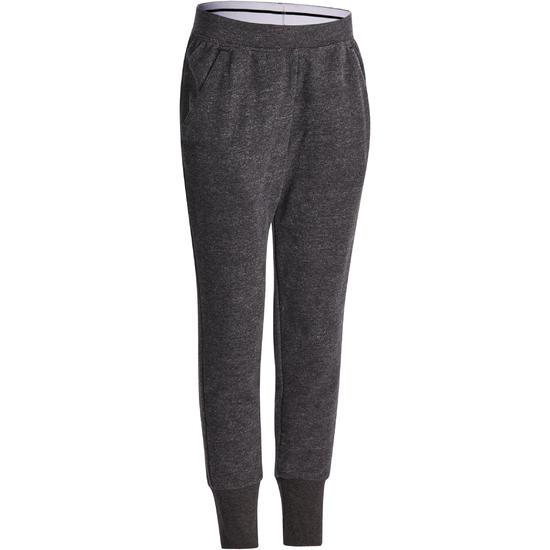 Warme gym broek voor meisjes, slim fit - 988586