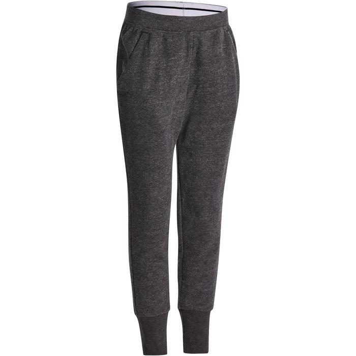 Pantalon 520 chaud slim Gym Fille poches - 988586