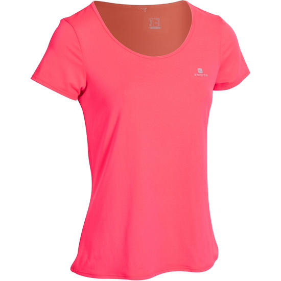 Fitness T-shirt Energy voor dames - 988700