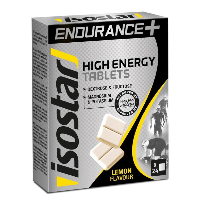Pastillas energéticas ENERGY TABLETS limón 24x4 g