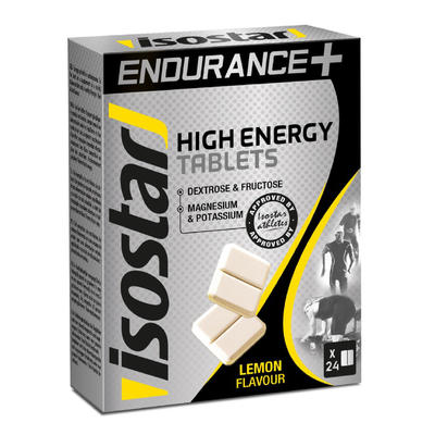 Tablettes énergétiques ENERGY TABLETS citron 24x4g