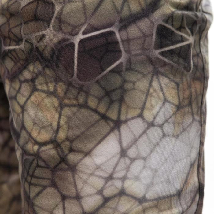 Pantalon chasse imperméable actikam 500 camouflage furtiv - 988900
