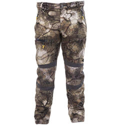 ACTIKAM 500 WATERPROOF HUNTING PANTS - FURTIV CAMOUFLAGE