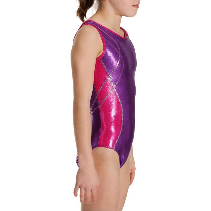 Justaucorps sans manches Gymnastique (GAF) Fille - 989146