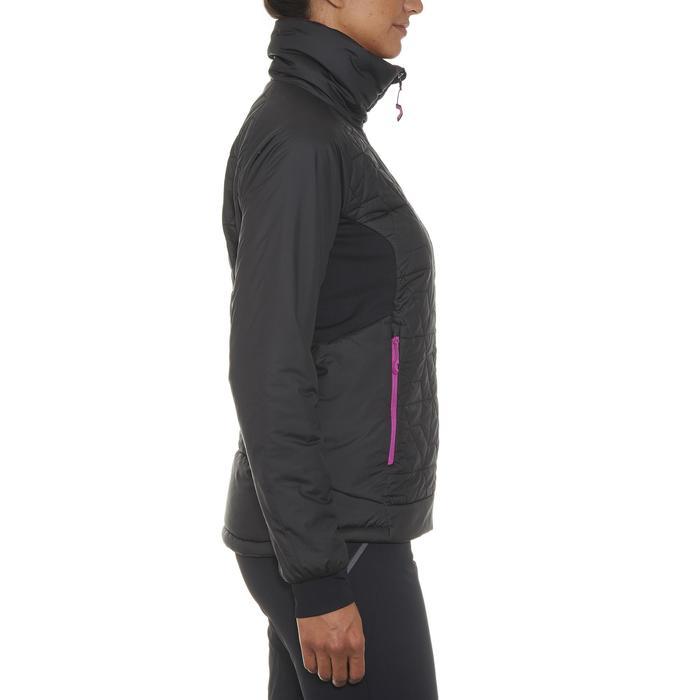 Doudoune trekking Top-light femme noir