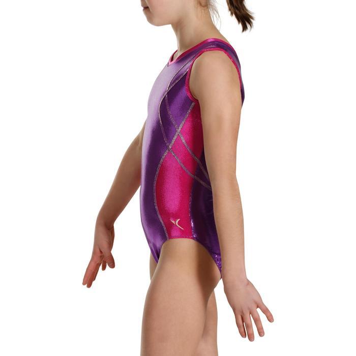 Justaucorps sans manches Gymnastique (GAF) Fille - 989266