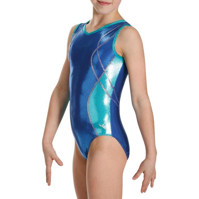 Justaucorps sans manches Gymnastique (GAF) Fille - 989305
