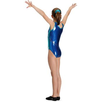 Justaucorps sans manches Gymnastique (GAF) Fille - 989315