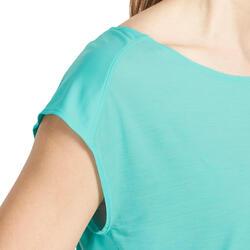 Wijd fitness T-shirt Energy voor dames - 989357