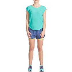 Wijd fitness T-shirt Energy voor dames - 989384