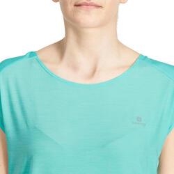 Wijd fitness T-shirt Energy voor dames - 989426