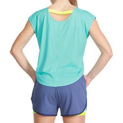 Wijd fitness T-shirt Energy voor dames - 989446