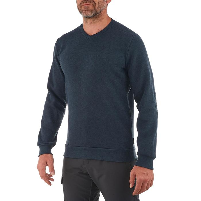 Pull randonnée nature homme NH150 - 989531
