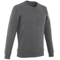 Camisola de caminhada - NH150 - Homem Cinzento escuro