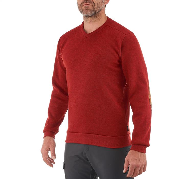Pull randonnée nature homme NH150 - 989538