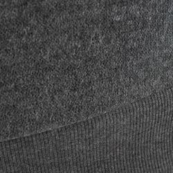 Chandail de randonnée nature homme NH150 gris foncé