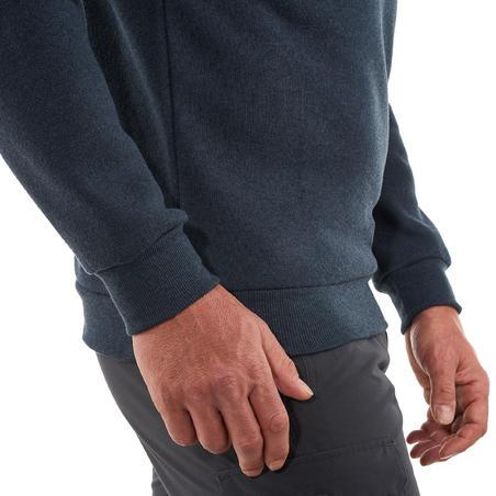 Vyriškas džemperis žygiams gamtoje NH150