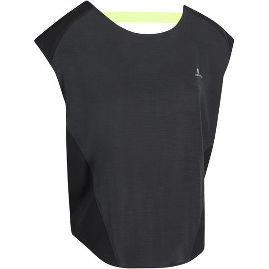 Wijd fitness T-shirt Energy voor dames - 989734