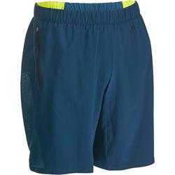 Energy Xtrem Fitness Shorts - Blue/Green