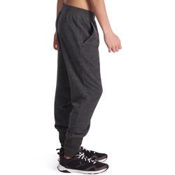 Warme gym broek voor meisjes, slim fit - 989808