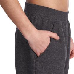 Warme gym broek voor meisjes, slim fit - 989818