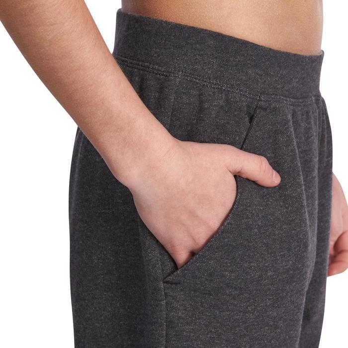 Pantalon 520 chaud slim Gym Fille poches - 989818