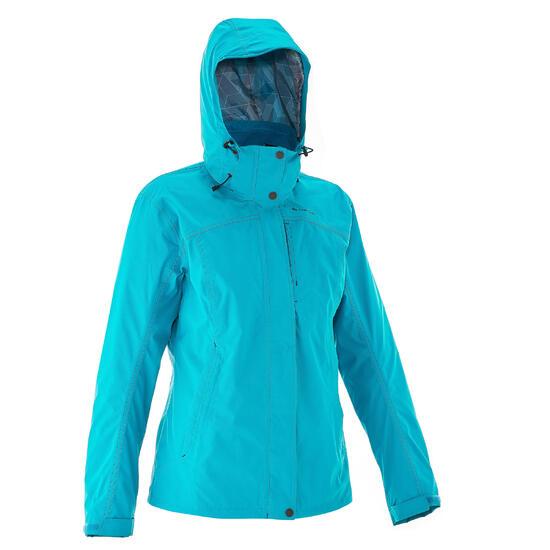 Trekkingjas dames RainWarm 300 3 in 1 - 990003