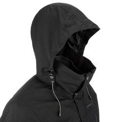 Veste rando Rainwarm 100 3 en 1 homme noire