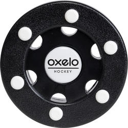 Official Roller Hockey Puck - Black