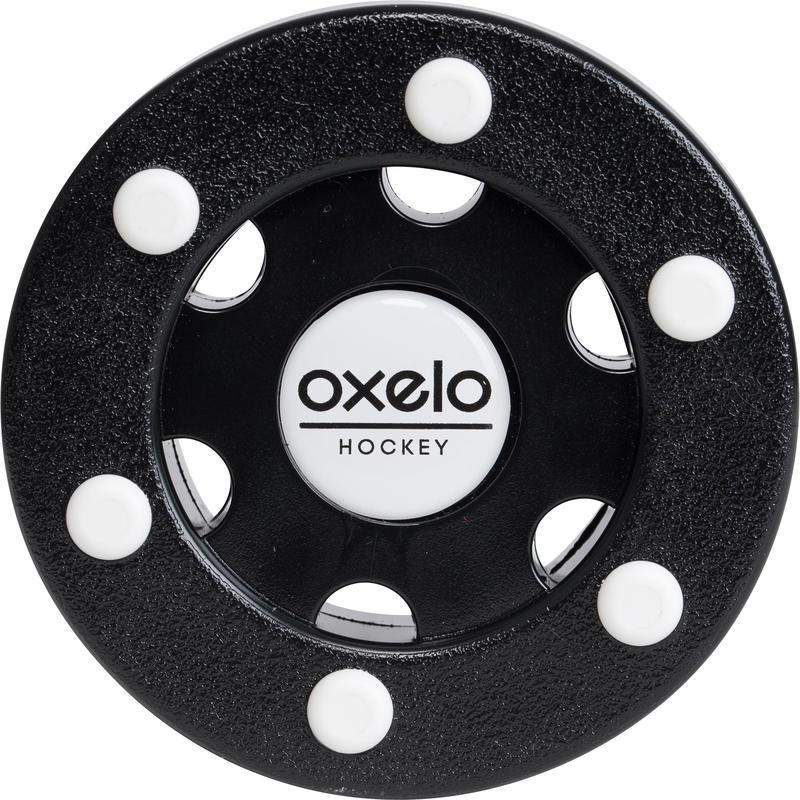 Official Roller Hockey Puck - Black
