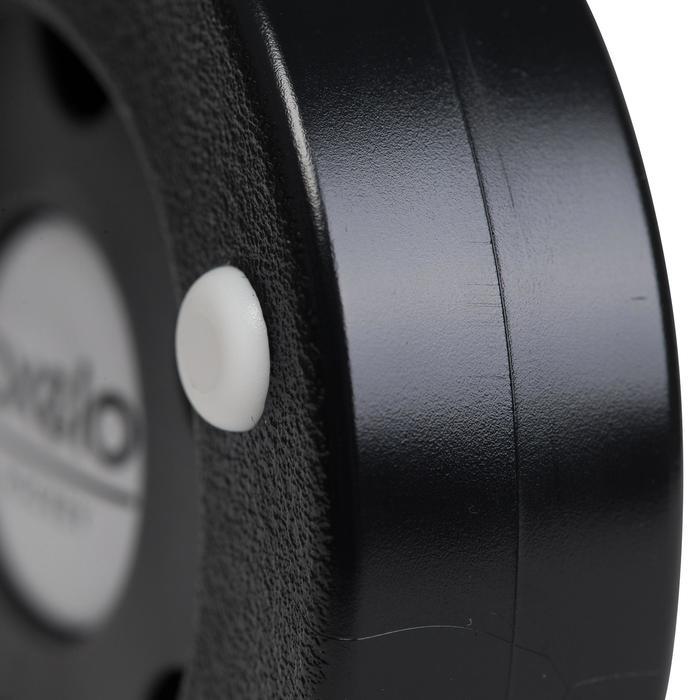 Inlinehockey-Puck schwarz