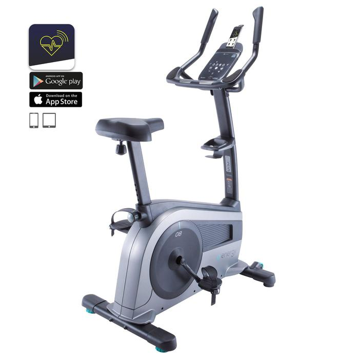 Heimtrainer E-Energy kompatibel mit der Domyos E-Connected-App